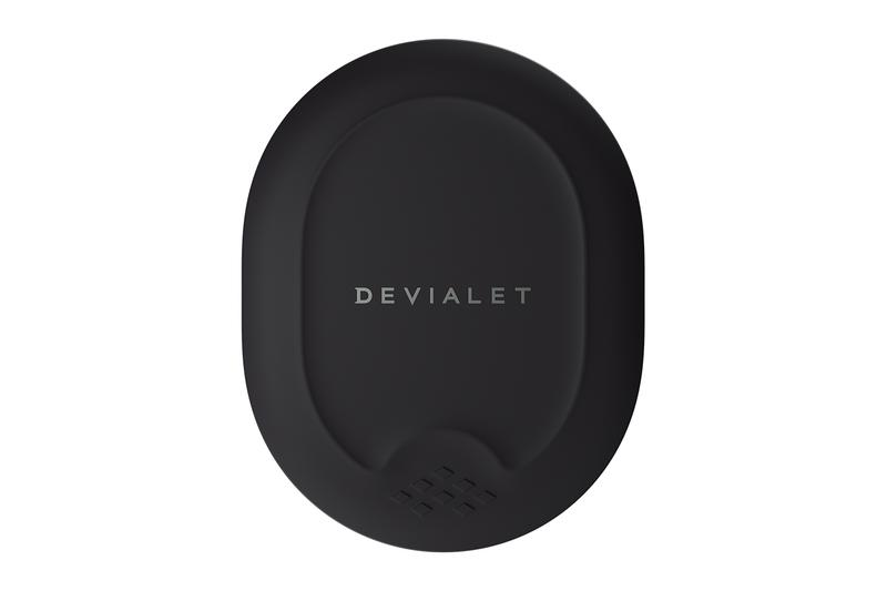 Experience Devialet's Award-Winning Sound On the Go With New Gemini Earphones France engineering sound hi fi  woofer portable qi charging  Franck Lebouchard