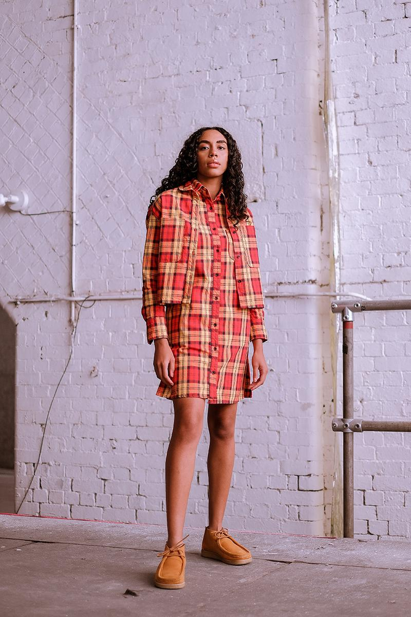 dickies life tartan reworked collection fall winter 2020 information when does it drop workwear utility
