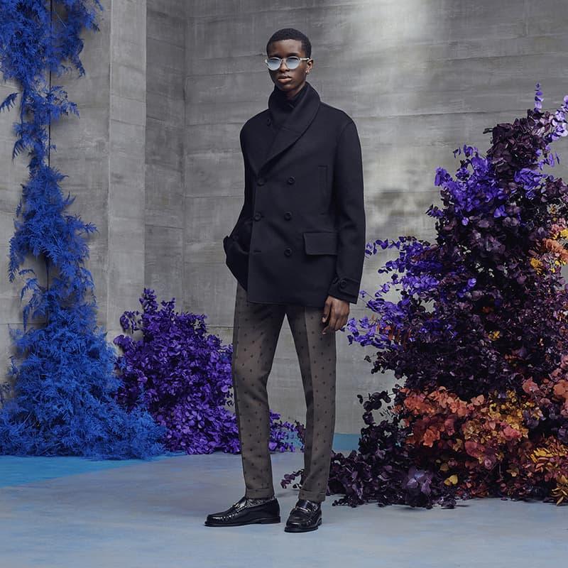 Dior Spring 2021 Menswear Collection Lookbook summer resort ss21 les rhumbs kim jones