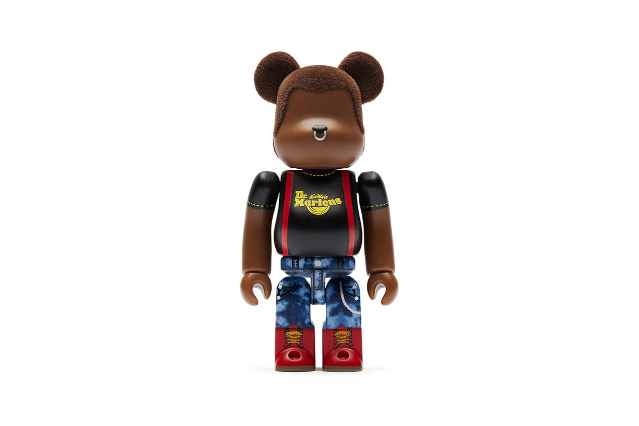 medicom toy dr martens 1460 remastered project buy cop purchase bearbricks boots details release information