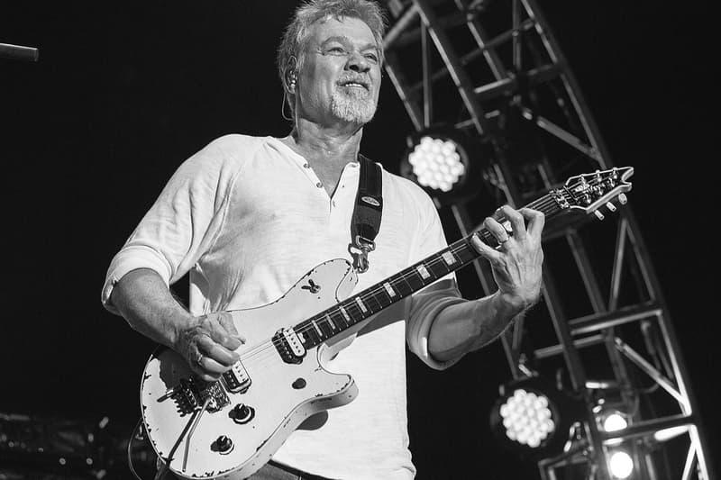 Eddie Van Halen Dead 65 Years Old David Lee Roth Alex Van Halen Wolfgang Van Halen Mark Stone Michael Anthony Sammy Hagar Gary Cherone