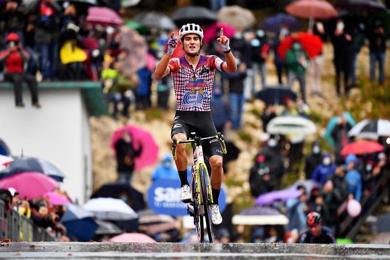 palace rapha ef pro cycling race stage win giro d italia Jonathan Vaughters