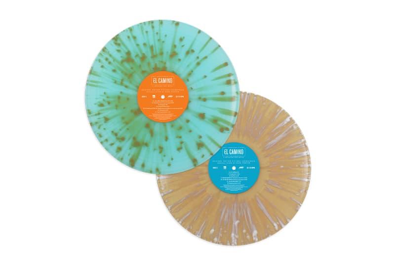 El Camino a Breaking Bad movie Soundtrack Vinyl release info mondo jesse pinkman aaron paul bryan cranston walter white