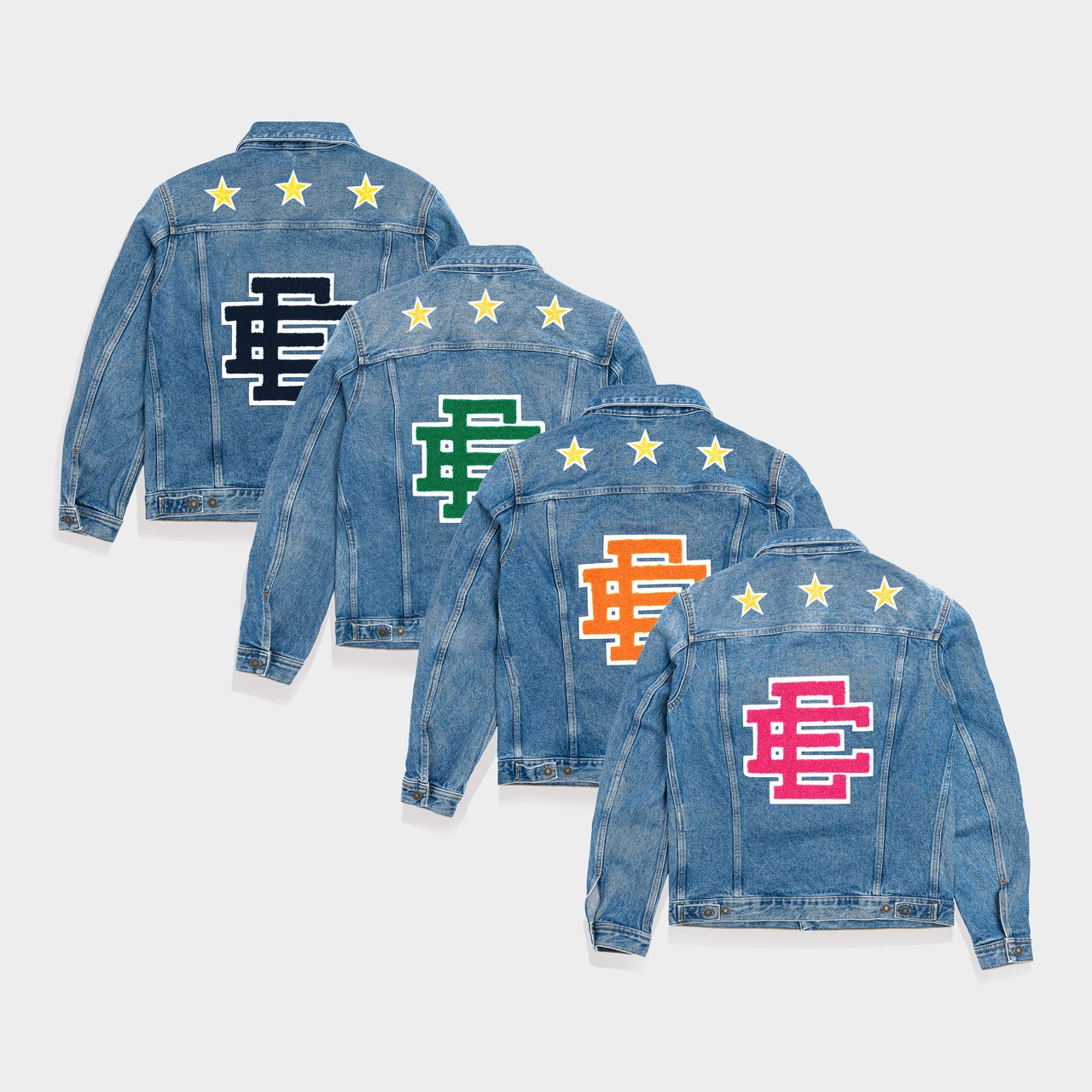 Eric Emanuel x Diesel Fall/Winter 2020 Collaboration fw20 mesh shorts denim jacket tee shirt release date info buy