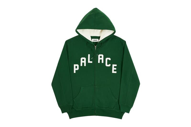 Palace Skateboards Winter 2020 Week 3 Drop List Release Info Date Time Story Jacket T shirt Jersey Hat Hoodie Flannel