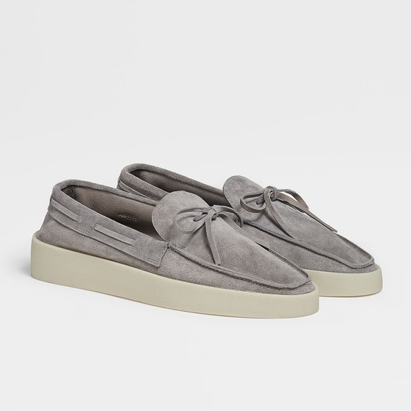 Fear of God Exclusively for Ermenegildo Zegna Footwear Collection