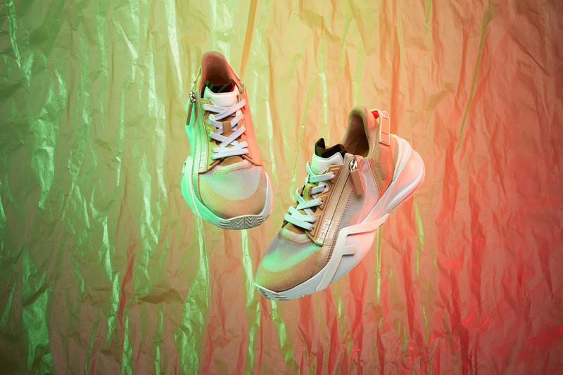 fendi flow sneaker release date details
