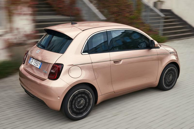 Fiat 500 Electric 3+1 Asymmetrical Small City Car Hatchback Supermini Italian Design Battery Watts Accessibility Price Reveal First Look Announcement Automotive Industry