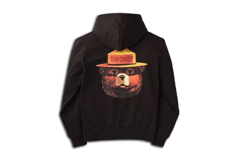 Filson Smokey Bear Hoodie menswear streetwear fall winter 2020 collection fw20 pullovers sweatshirts sweaters