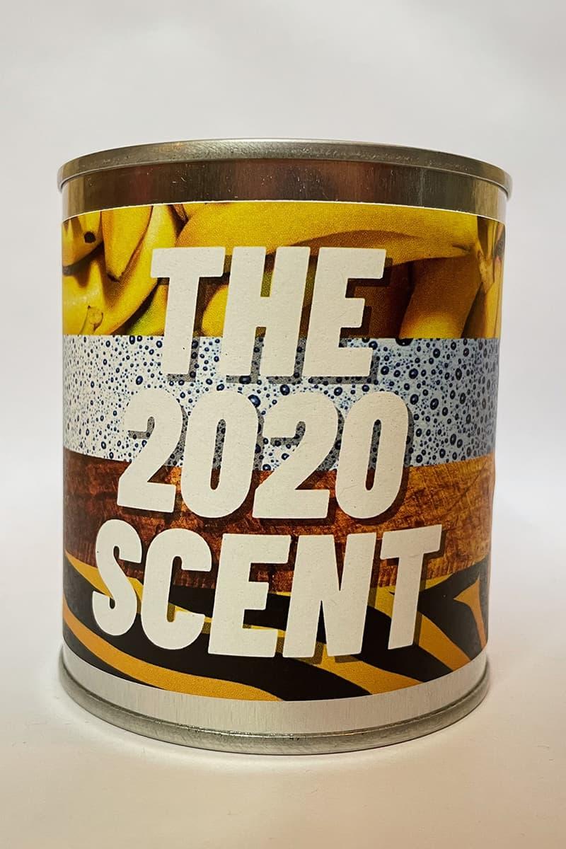 "Flaming Crap ""The 2020 Scent"" Candle Joe Exotic 'Tiger King' vegan kerasoy wax banana bread hand sanitiser DIY woody musks pandemic covid 19 coronavirus homeware joke present gift funny comical"
