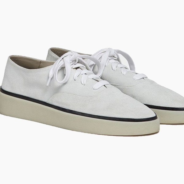 FEAROFGODZEGNA Suede Sneakers