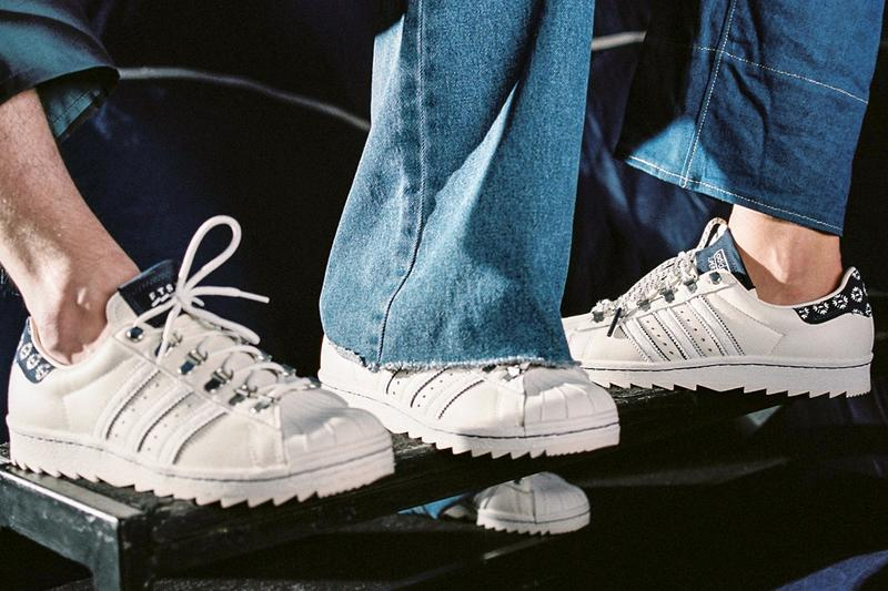 elección agujas del reloj filtrar  Footshop x adidas Superstar