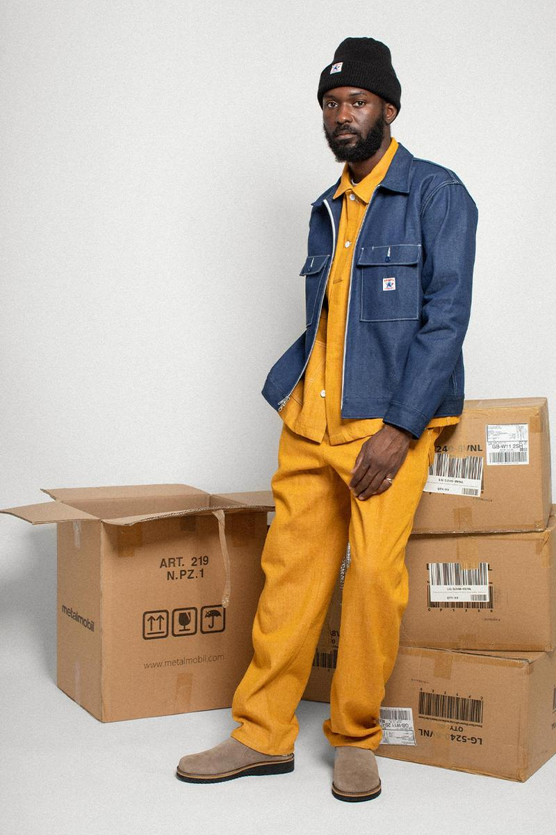 randy's garments fall winter 2020 capsule collection the garbstore workwear reworked