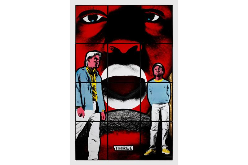 gilbert and george artworks ben brown fine arts