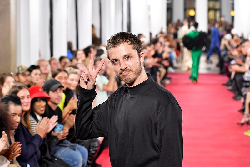 diesel glenn martens creative director y/project renzo rosso information announcement detals