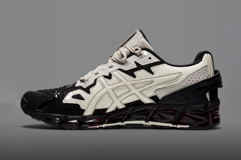 gmbh asics gel quantum 360 6 black ivory orchid smoke gray gold orange purple blue bordeaux official release date info photos price store list buying guide