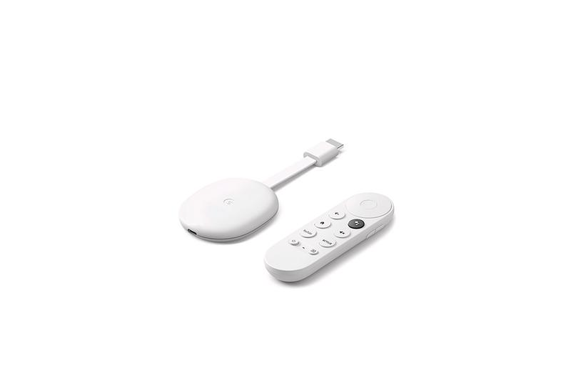 Google Chromecast OS Remote Control $50 USD Google TV YouTube Netflix Launch Night