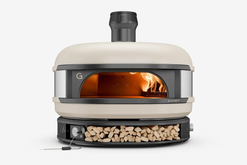 Gozney's Dome Is Your Personal Professional-Grade Outdoor Oven cooking pizza Smoker backyard BBQ beef brisket Roccbox