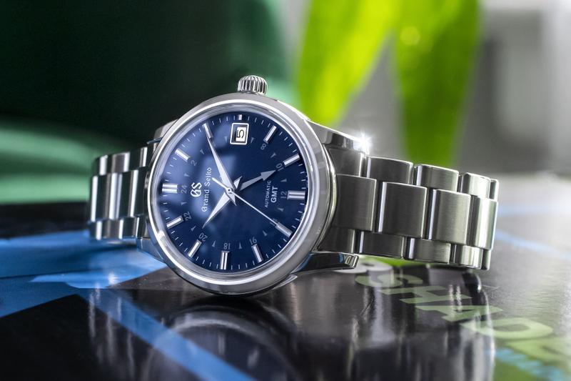 Grand Seiko Automatic GMT SBGM236 HODINKEE Limited Edition News watches Japan Seiko Grand Seiko Watches