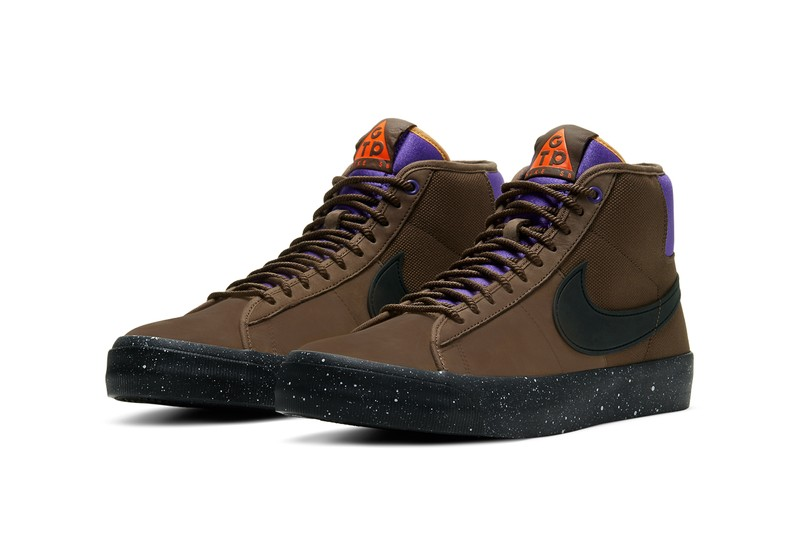 Grant Taylor's Nike SB Zoom Blazer Mid Pro GT to Release in ACG-Inspired Colorway
