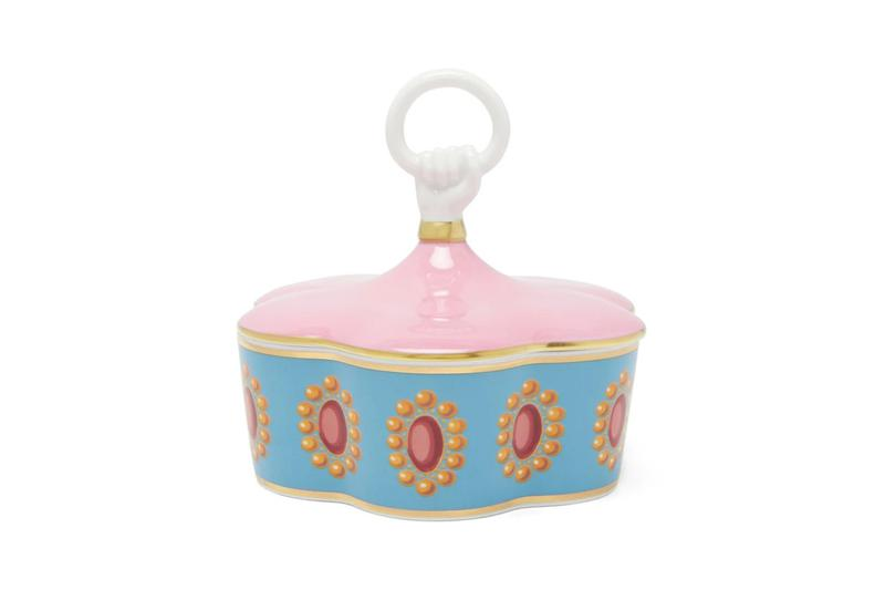 Gucci Homeware Candles Trinket Dishes Design Home Goods Accessories Jewelry Storage Alessandro Michele Scents Fragrances Indoors Lockdown Experiences Luxury Italian