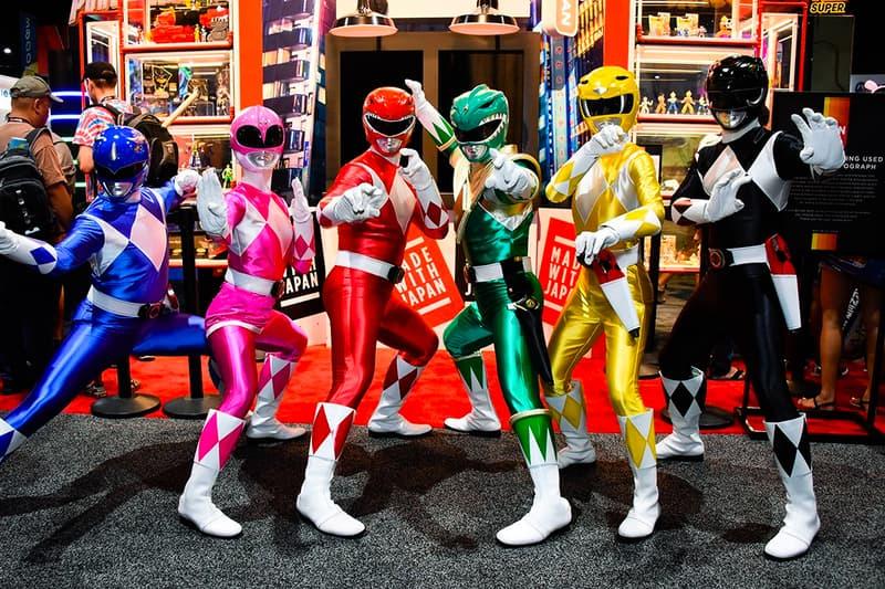 Hasbro Power Rangers Reboot Film TV Series Info eOne