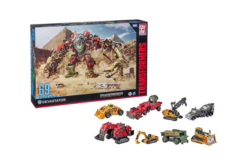 Hasbro Pulse Transformers Studio Series 69 Devastator Release Michael Bay Transformers: Revenge of the Fallen toys Skipjack Long Haul Scrapper Overload Mixmaster Scavenger Hightower Scrapmetal