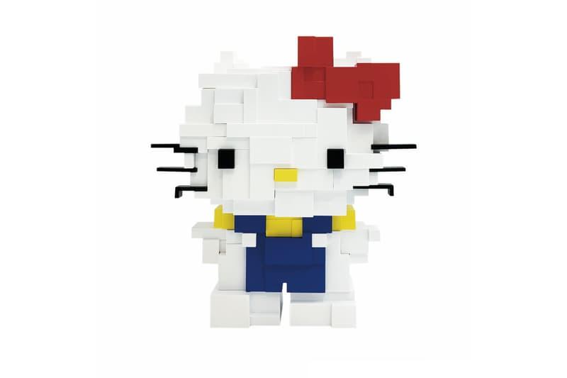 hello kitty adam lister vinyl figure artwork collectible edition