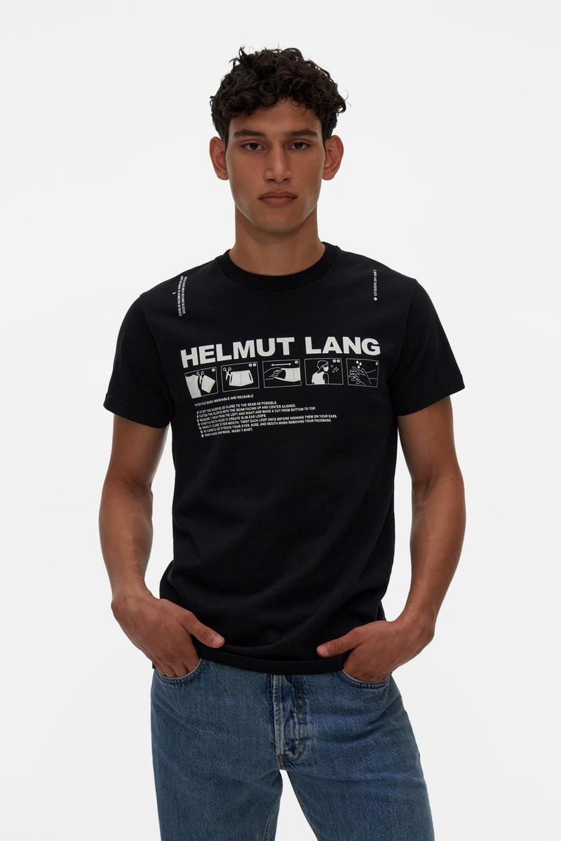 Helmut Lang 2020 T-shirt Contest Winning Designs art  JADE AYLA JOHANNESBURG, SOUTH AFRICA. MAX PETERS THE NETHERLANDS. CHRISTINA LEHMKUHL BERLIN, GERMANY.