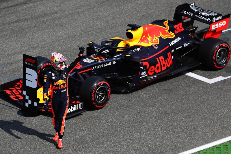 honda formula 1 departure exit 2021 season red bull racing scuderia alphatauri engine power unit supplier max verstappen