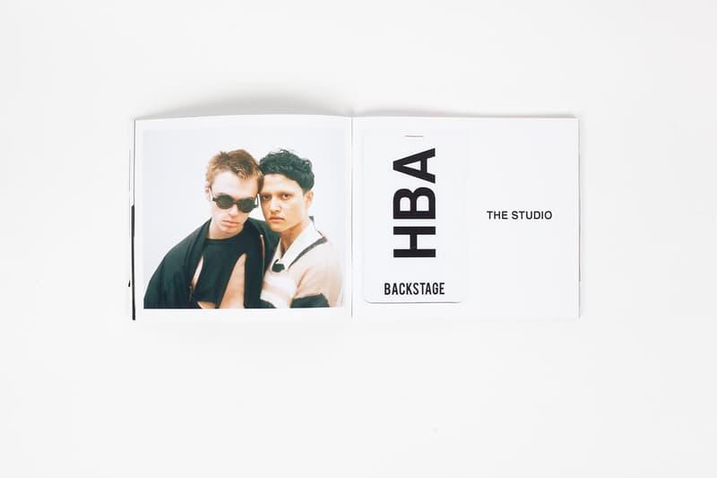 Hood By Air 'HOOD BREATHES AIR' Fashion Book Shayne Oliver Daikanyama Tsutaya Books Aton Ibe Crawley Photos Stories Collections Works History