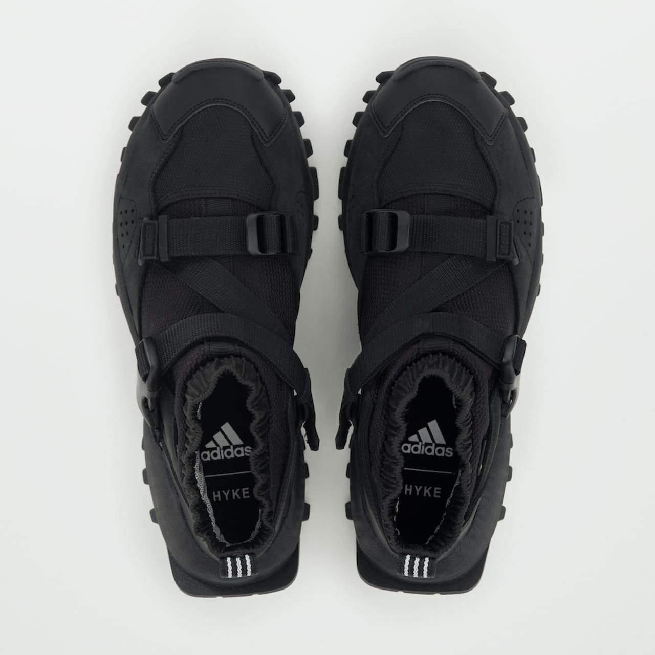 HYKE x adidas Fall/Winter 2020 Collab