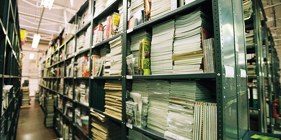 The World's Largest Magazine Archive is Raising Money for Survival