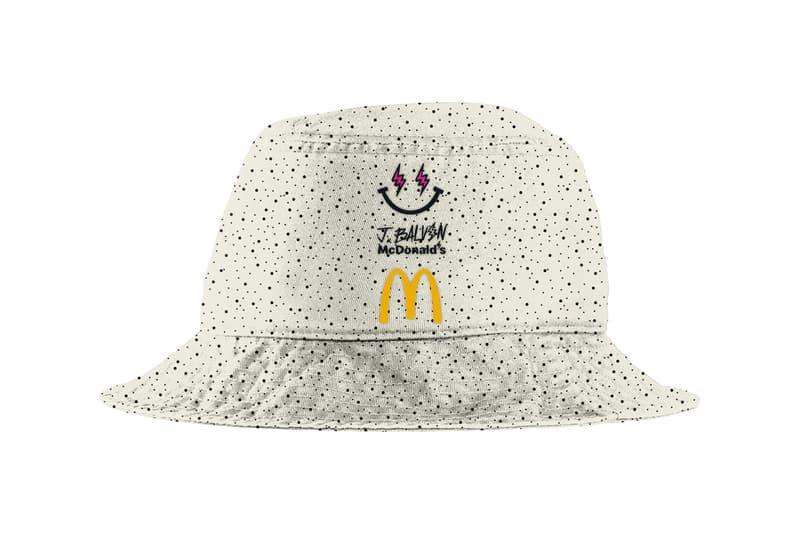 J Balvin McDonald's Merch Collection Release Info Buy Price