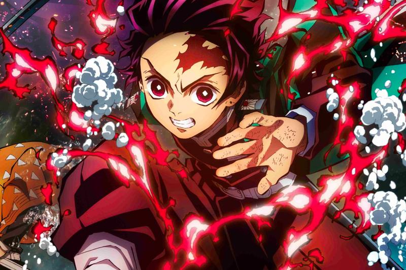 Demon Slayer Movie Breaks Japans Box Office Record 40 million yen opening debut screen imax theater screening release launch debut three day