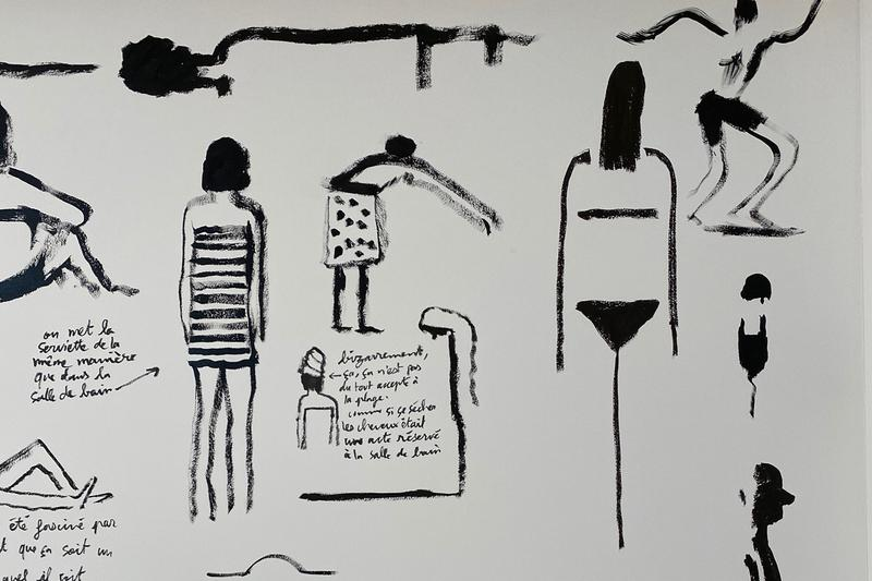 jean jullien installation mac lyon france artwork