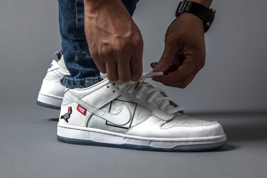 Shoe Surgeon Nike SB Dunk \