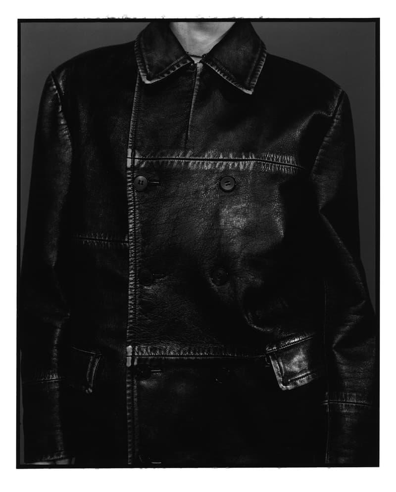 John Lawrence Sullivan Spring/Summer 2021 Collection lookbook ss21 robert mapplethorpe fetish culture leather