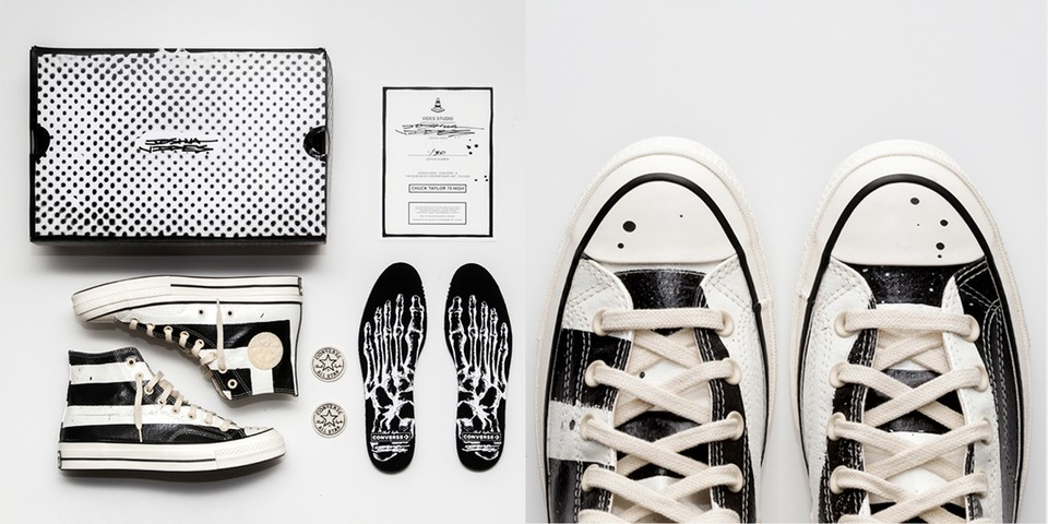 Joshua Vides Partners with Converse and MCA Chicago on a Limited-Edition Collection