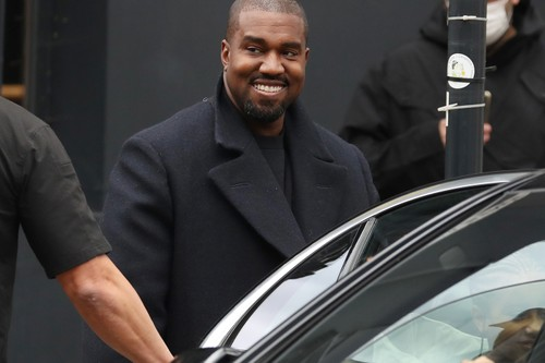 """Kanye West Is Now Trying To Trademark """"God Save America"""""""