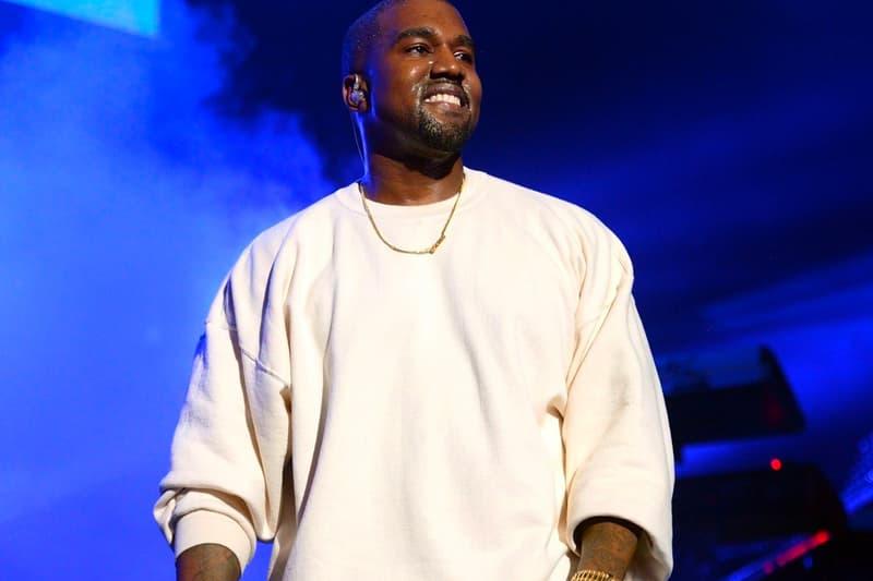 Kanye West New Song Nah Nah Nah HYPEBEAST Music Best New Tracks Ye GOOD Music Joaquin Buckley Viral UFC Knockout Info Listen Watch Fake News Twitter Manipulated Media