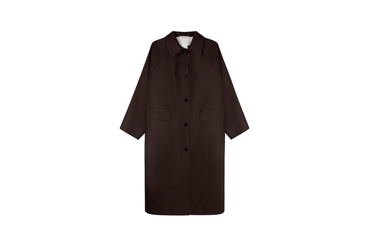 kassl editions outerwear coats fisherman menswear collection matchesfashion release information