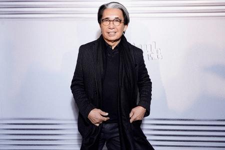 Designer Kenzo Takada Dies of COVID-19 Aged 81