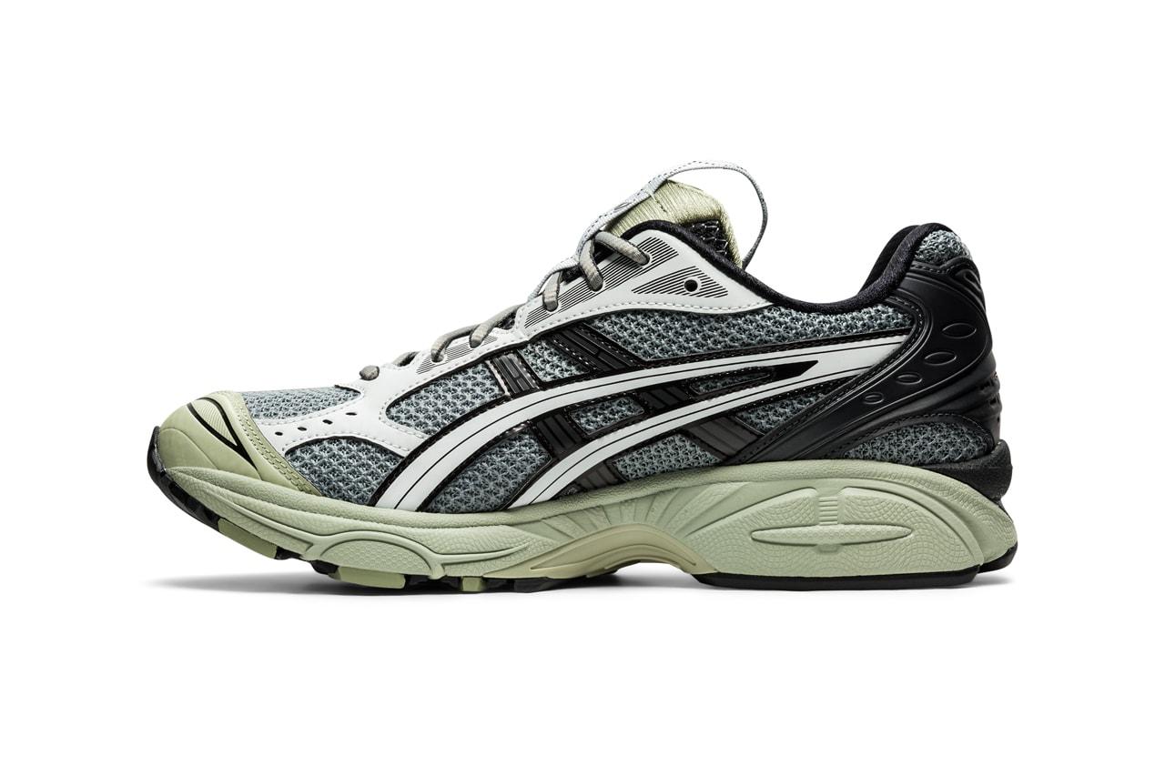 Kiko Kostadinov x ASICS GEL-KAYANO UB1-S Gel-Kayano 14 Partnership Announcement Collaboration Release Information Drop Date Sneakers Collab Seasonal Multi Year Contract