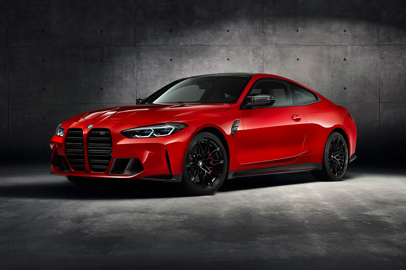 KITH x BMW 2021 M4 Competition Coupe Info 150 limited release Ronnie Fieg New York Sporst cars German auto M Series KITH