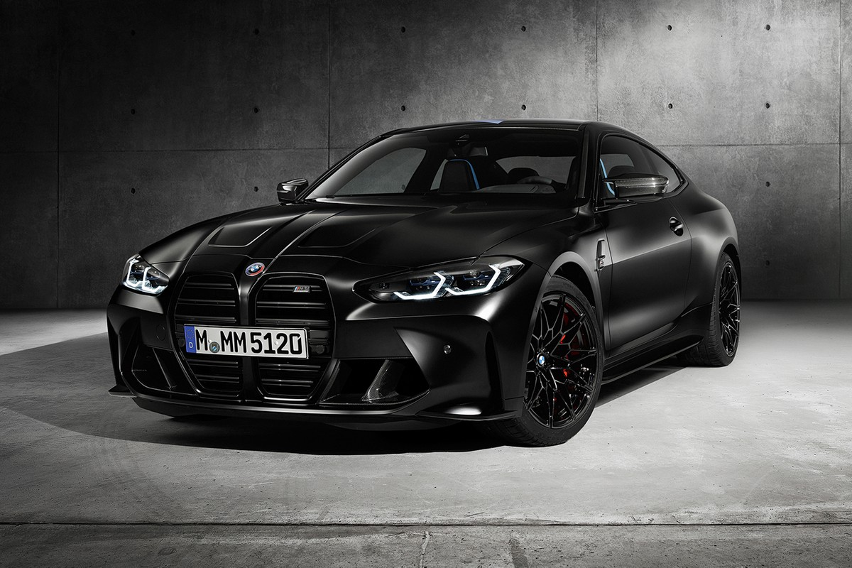 KITH's Limited-Edition BMW 2021 M4 Competition Coupe Available for Purchase