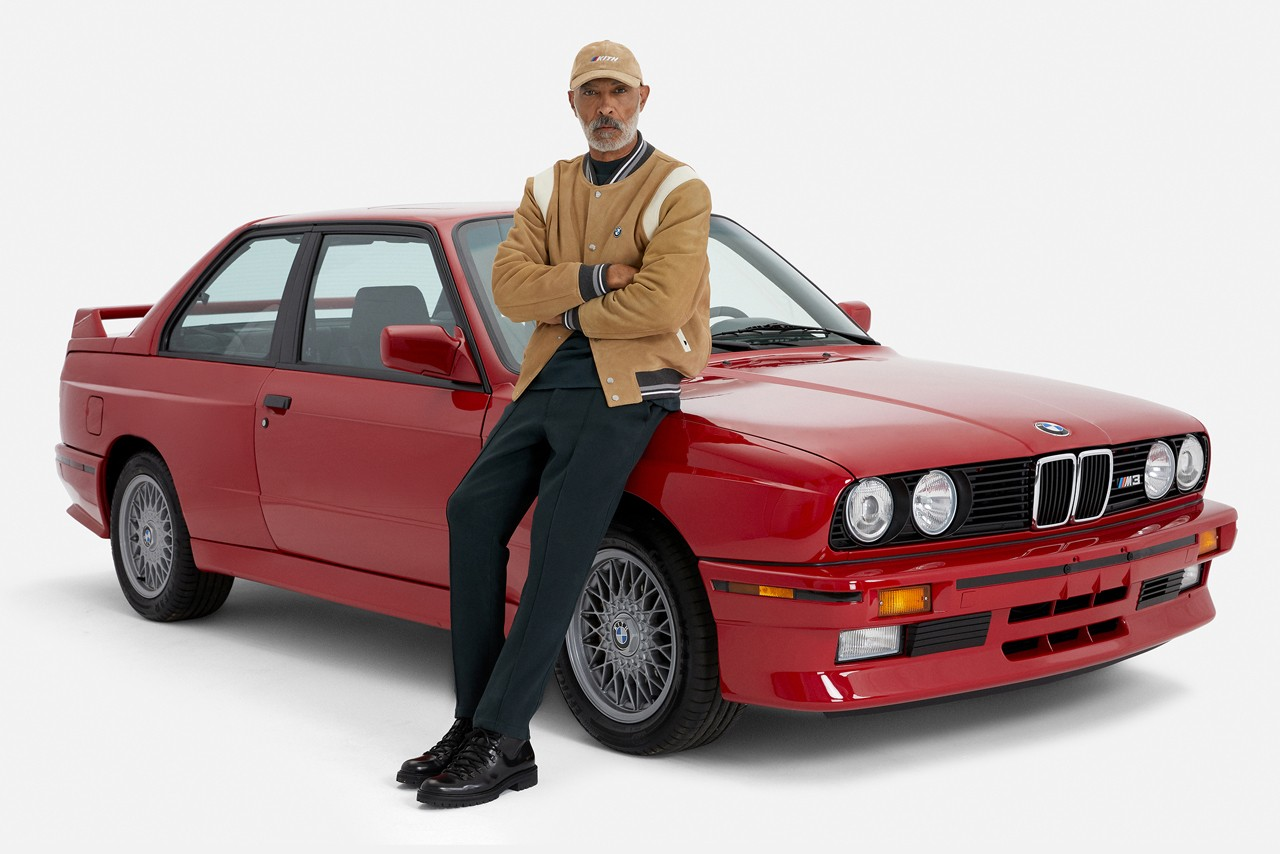 キスがBMWとのコラボコレクションを発表 KITH for BMW E30 M3 Clothing Collection Lookbook collaboration ronnie fieg release date info buy apparel menswear drop list october 23