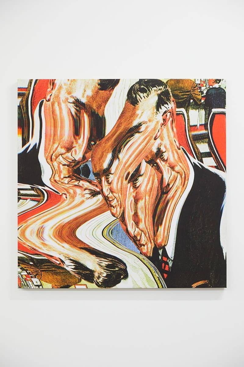 Kosuke Kawamura nana nana AKIRA ART WALL PROJECT Artworks works pieces print canvas collage japanese