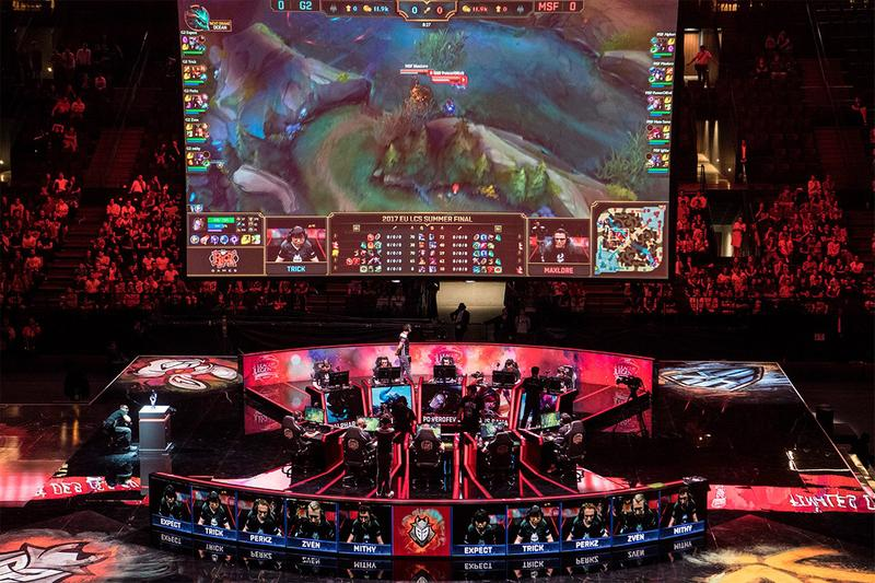 league of legends damwon esports championship gaming electronic online sports