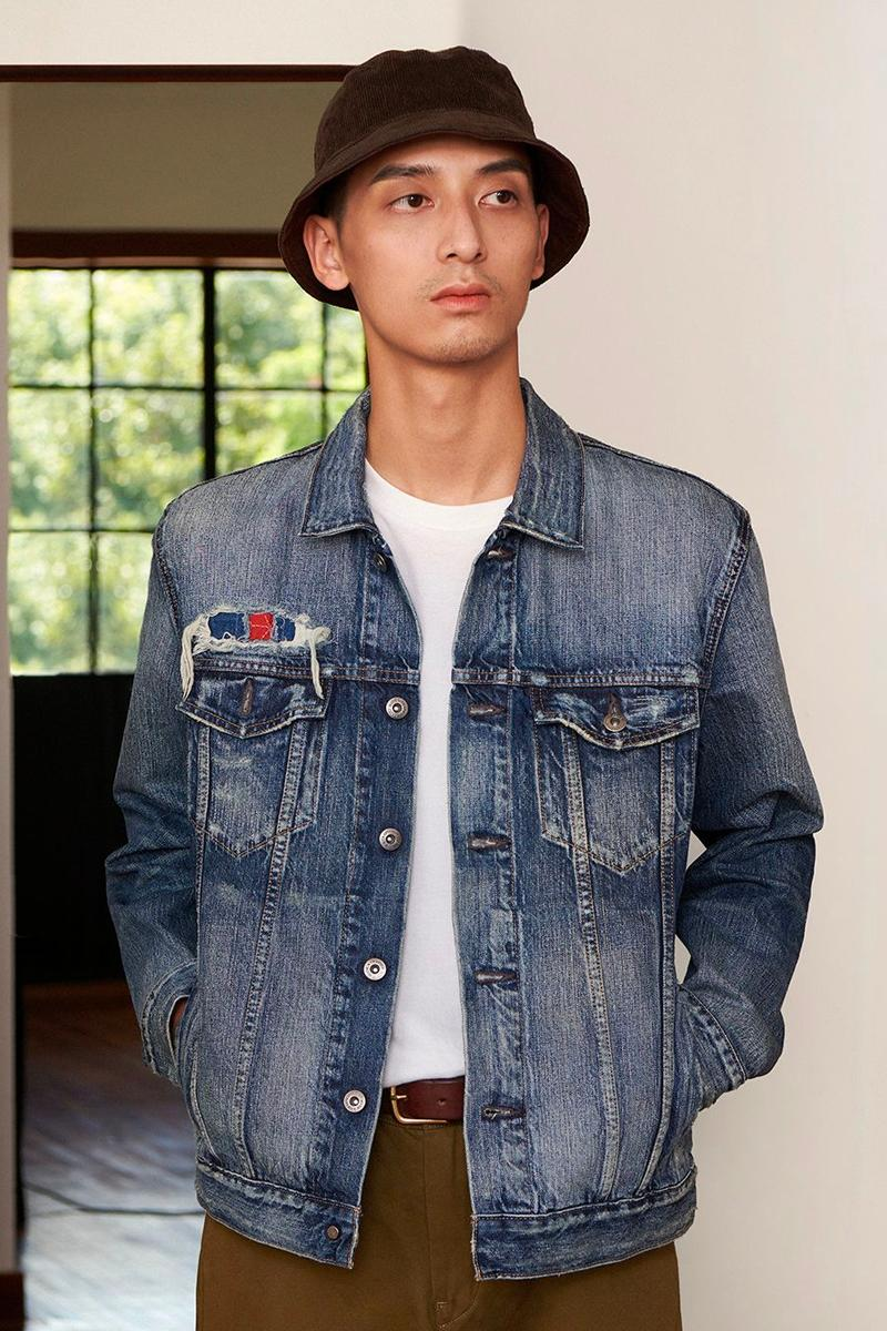 Levis Made Crafted Japan Made Fall Winter 2020 Lookbook fw20 menswear streetwear collection jackets denim trousers pants